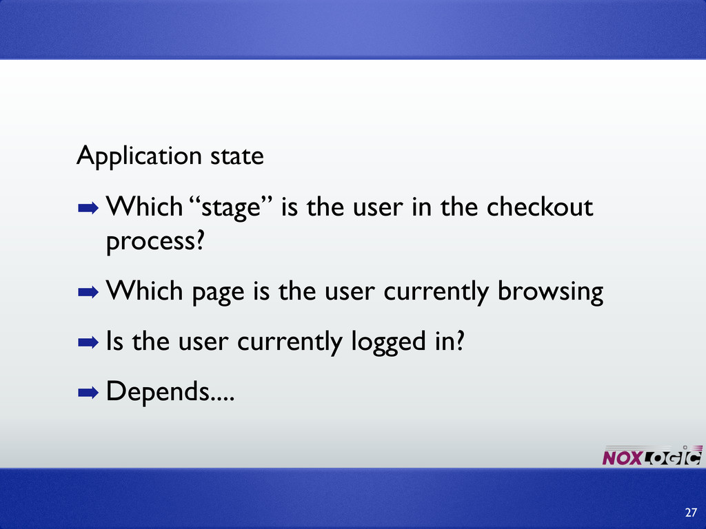 """➡ Which """"stage"""" is the user in the checkout pro..."""