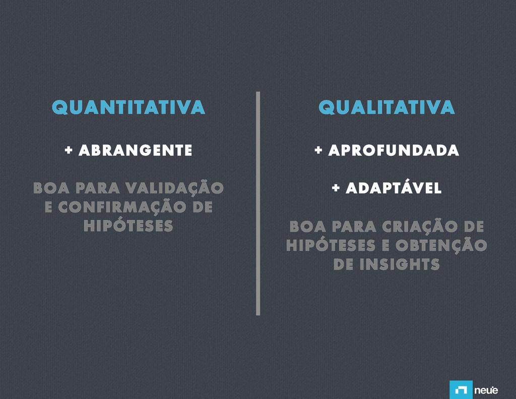 QUANTITATIVA + ABRANGENTE BOA PARA VALIDAÇÃO E ...