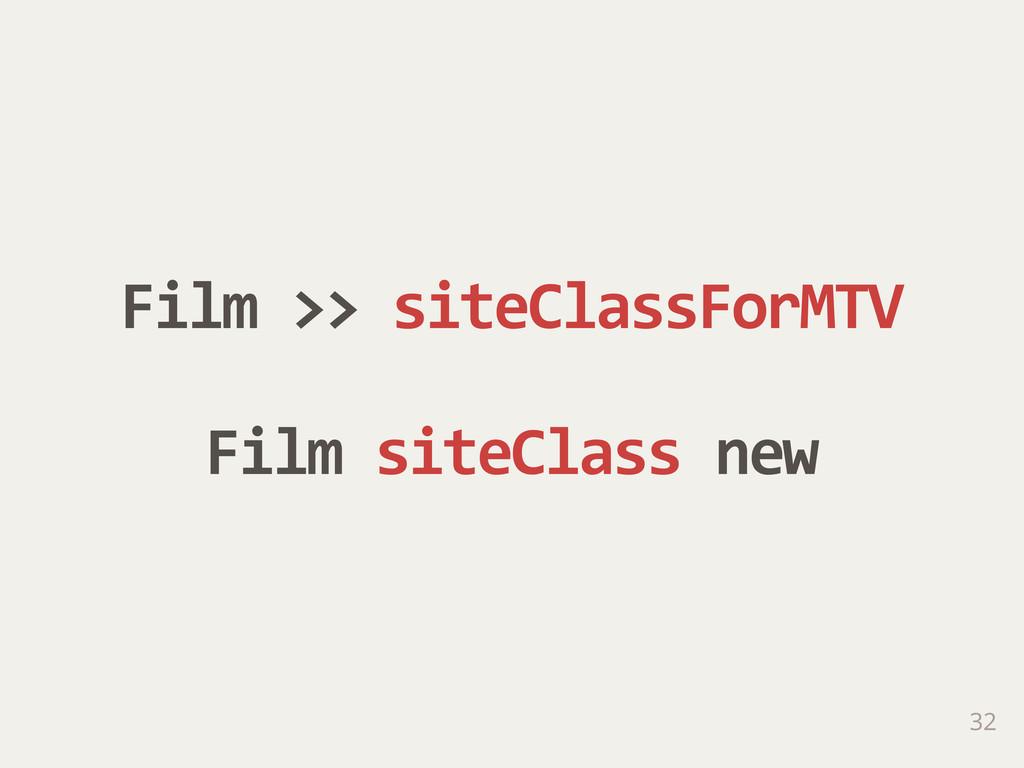 Film >> siteClassForMTV Film siteClass new ...