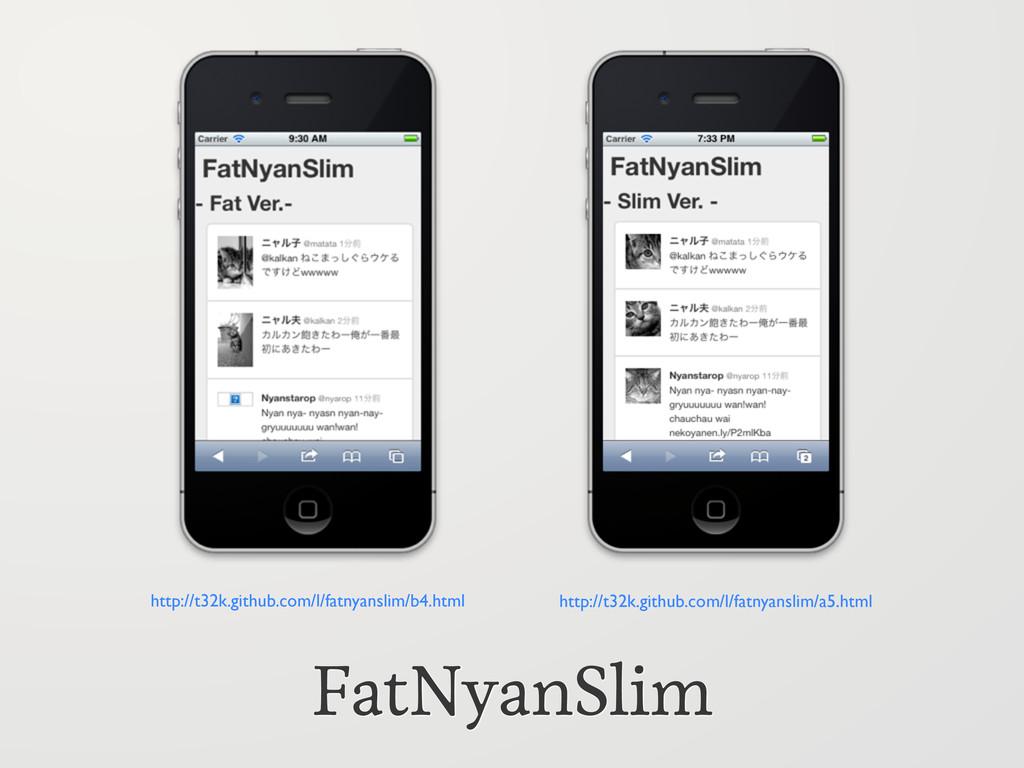 FatNyanSlim http://t32k.github.com/l/fatnyansli...