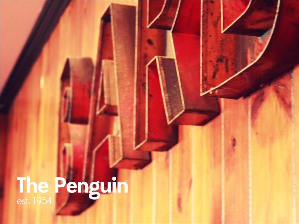 The Penguin est. 1954