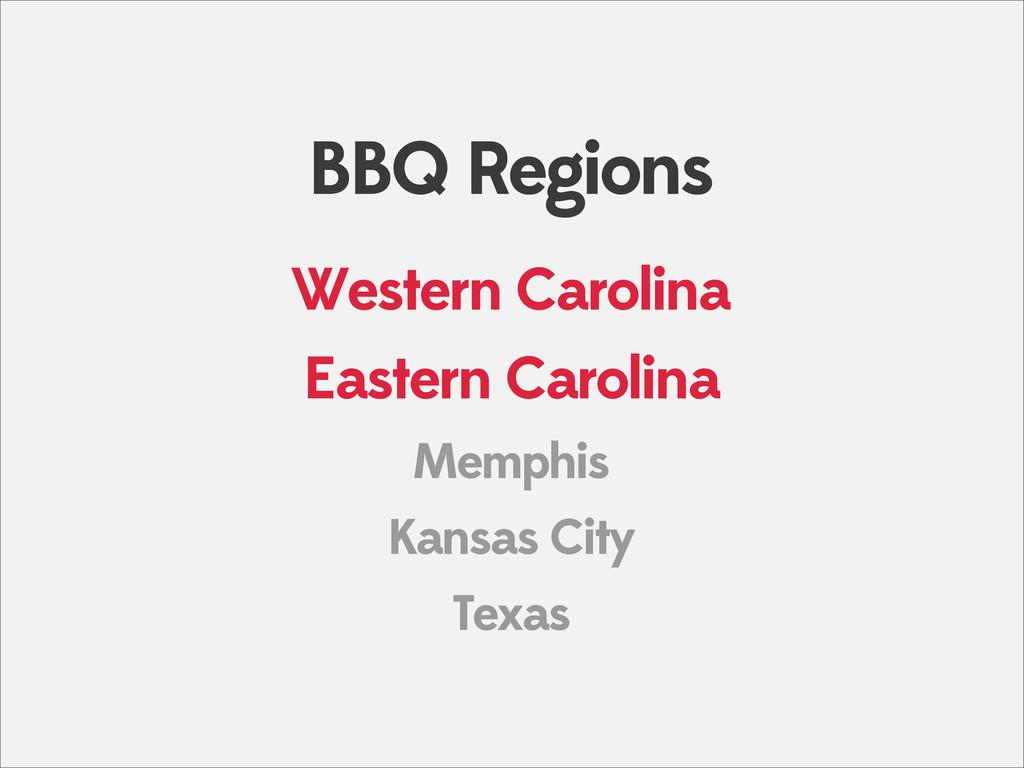 Western Carolina Eastern Carolina Memphis Kansa...
