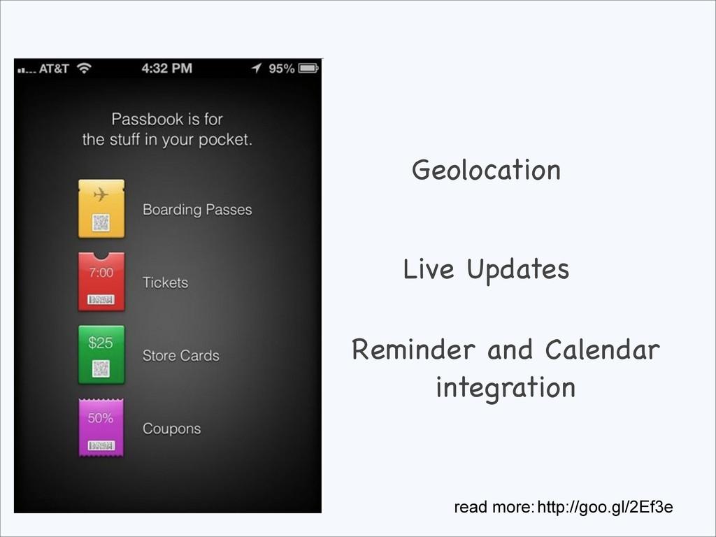 Geolocation Live Updates Reminder and Calendar ...