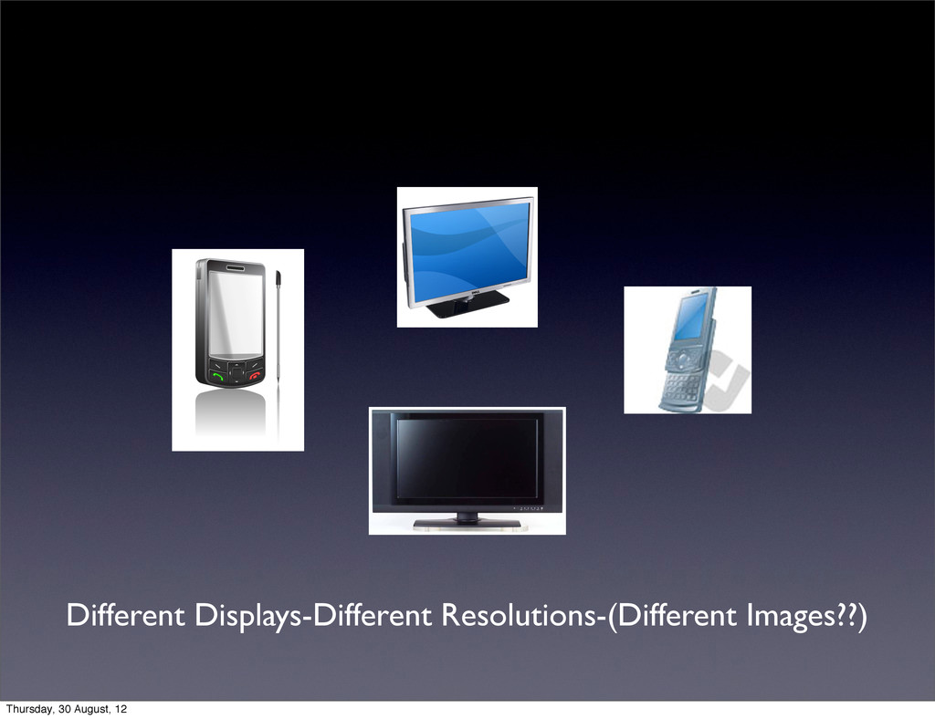 Different Displays-Different Resolutions-(Diffe...