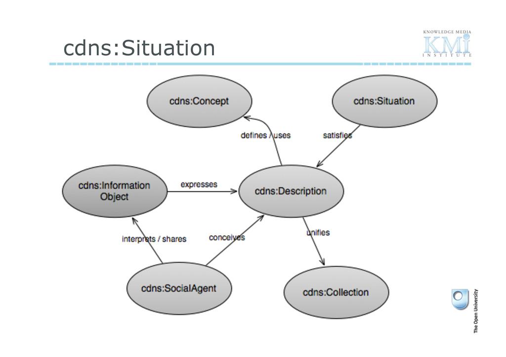 cdns:Situation