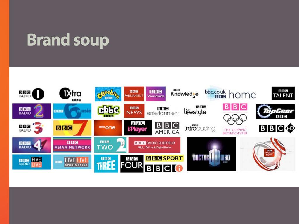 Brand soup