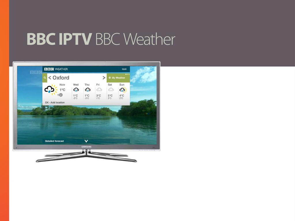 BBC IPTV BBC Weather