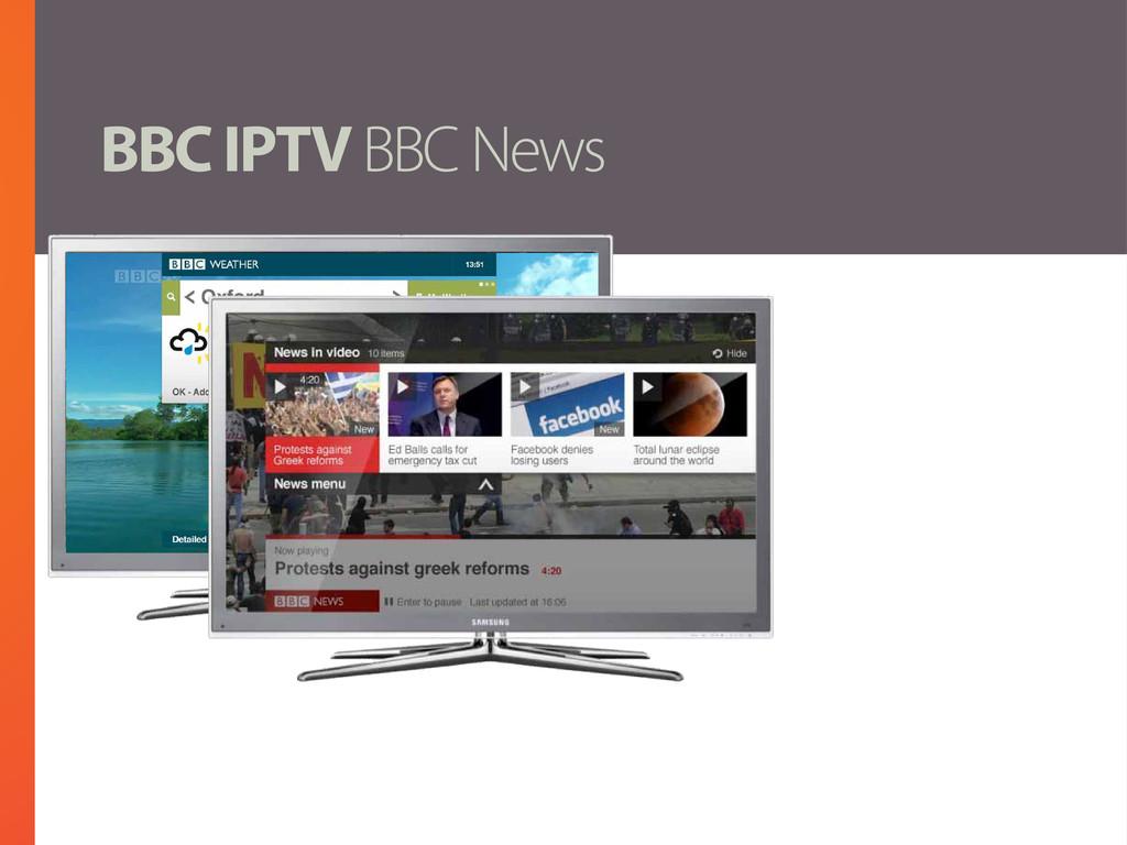 BBC IPTV BBC News