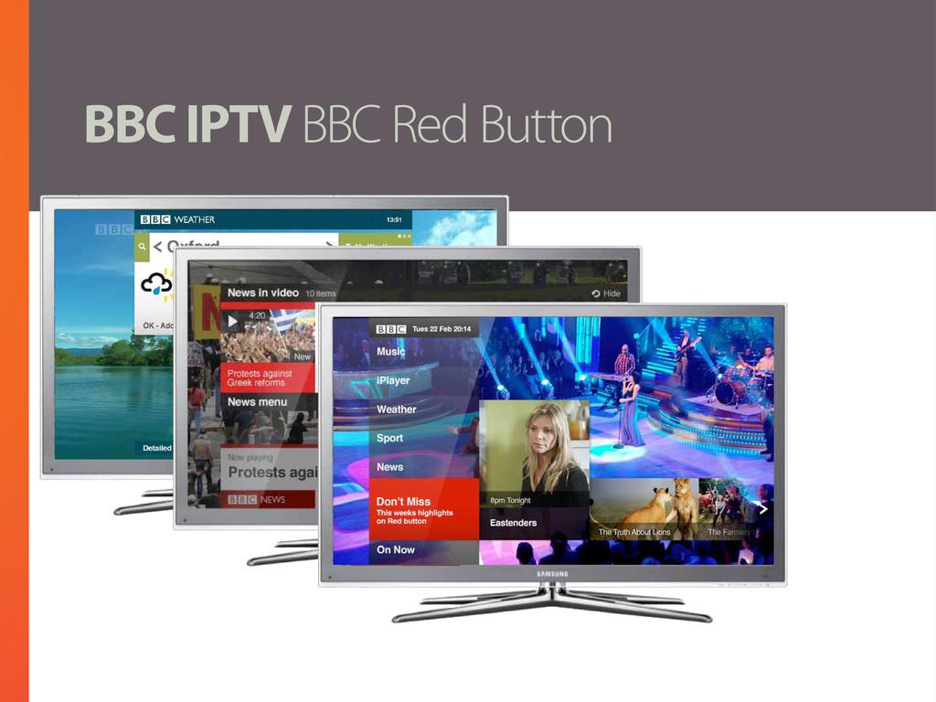 BBC IPTV BBC Red Button