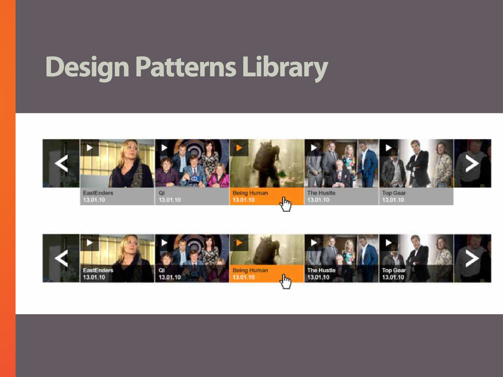 Design Patterns Library