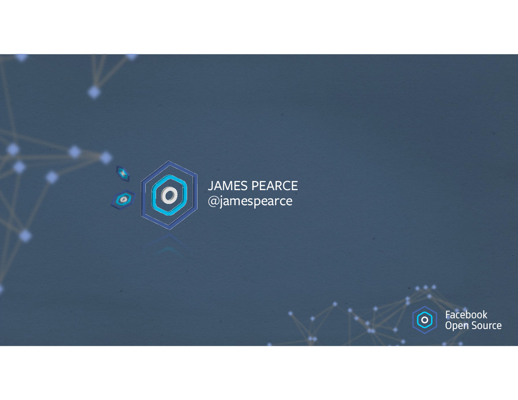 JAMES PEARCE @jamespearce