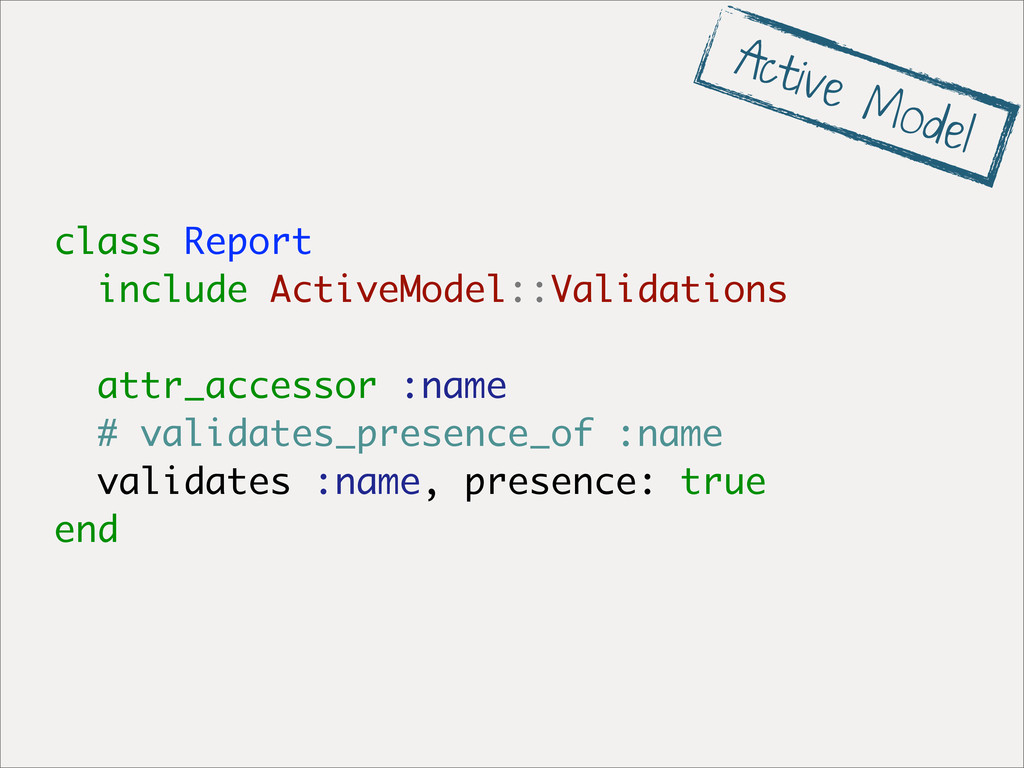 class Report include ActiveModel::Validations a...