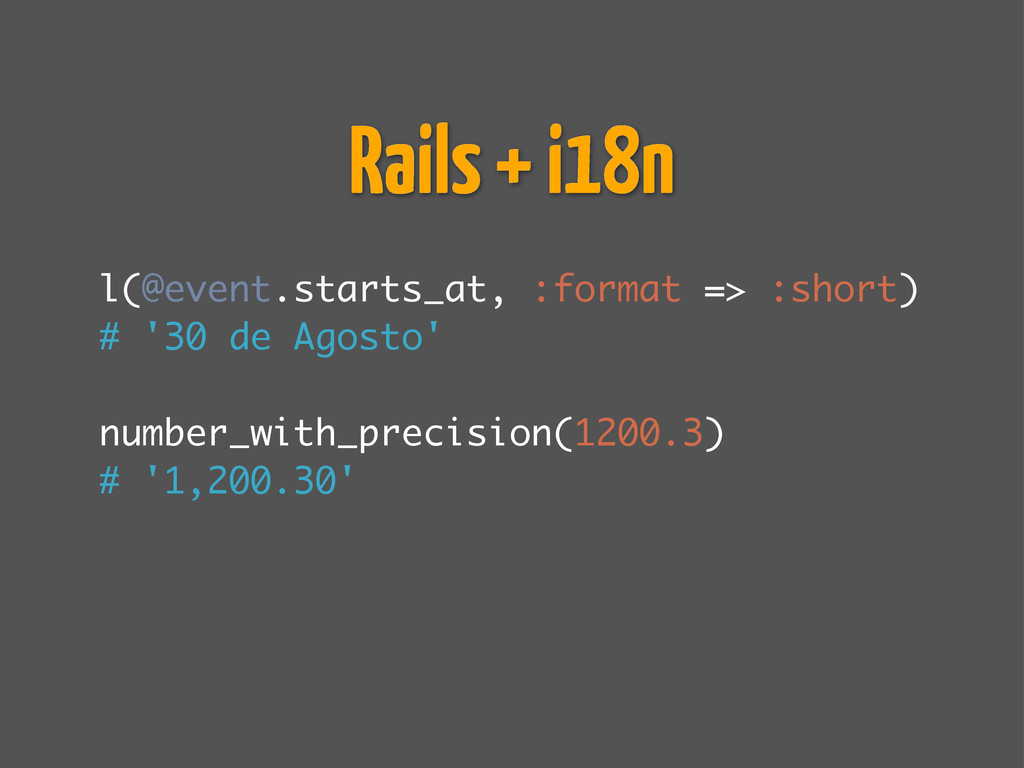 Rails + i18n l(@event.starts_at, :format => :sh...