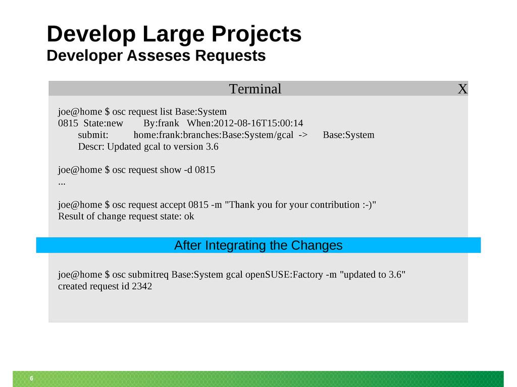 6 Develop Large Projects Developer Asseses Requ...