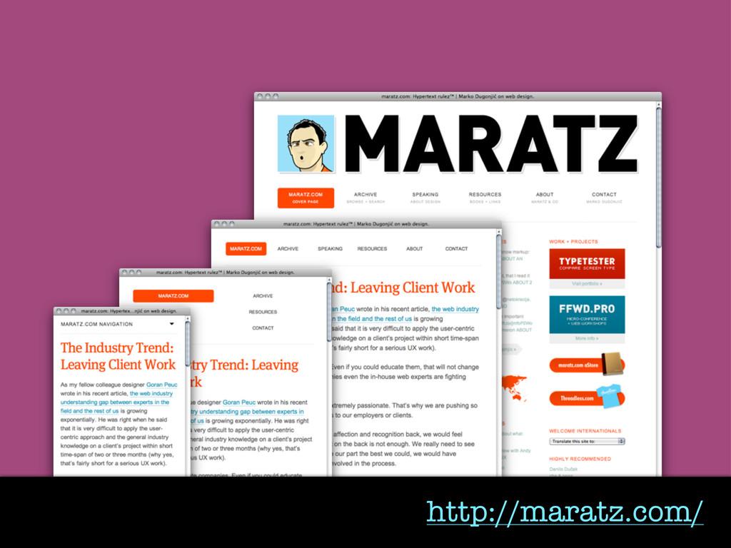 http://maratz.com/