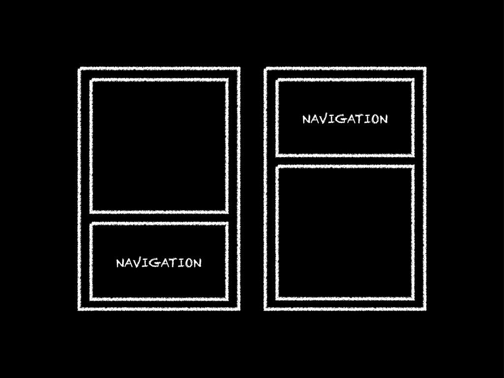 NAVIGATION NAVIGATION