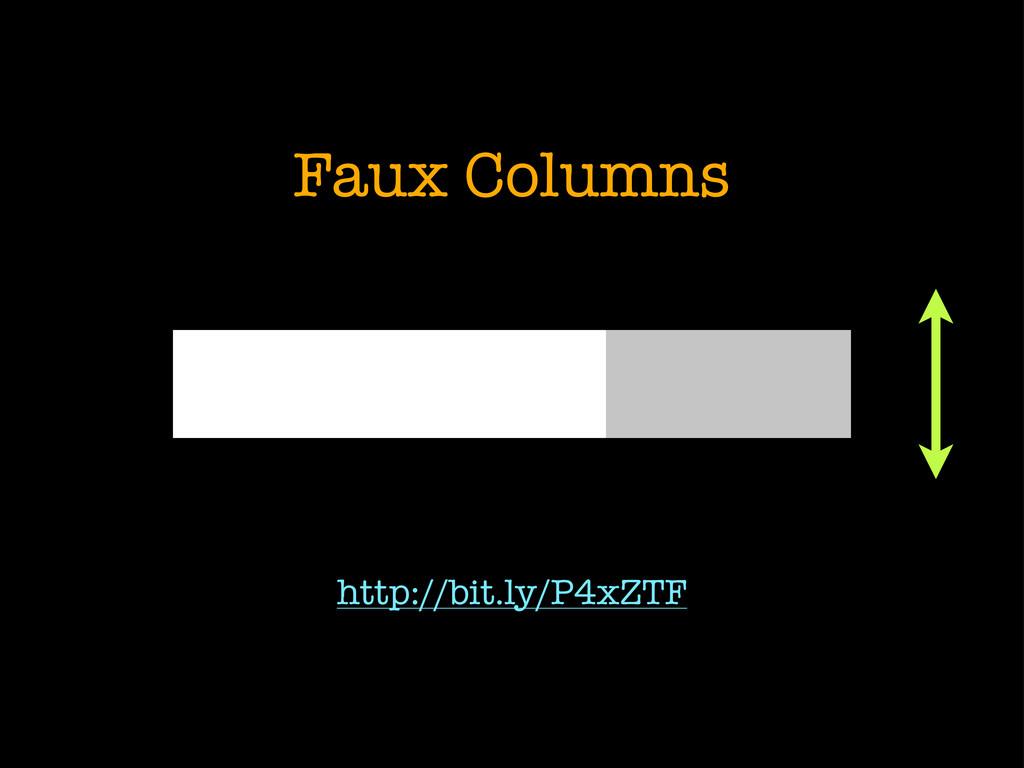 http://bit.ly/P4xZTF Faux Columns