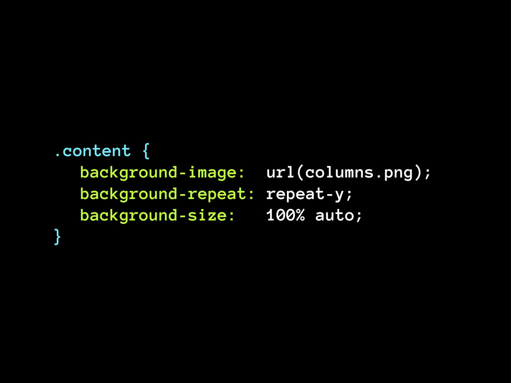 .content { background-image: url(columns.png); ...