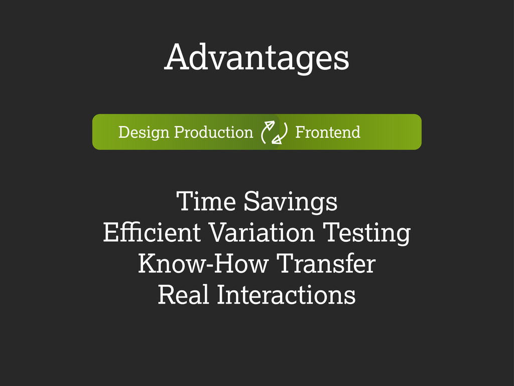 Advantages Time Savings Efficient Variation Testi...