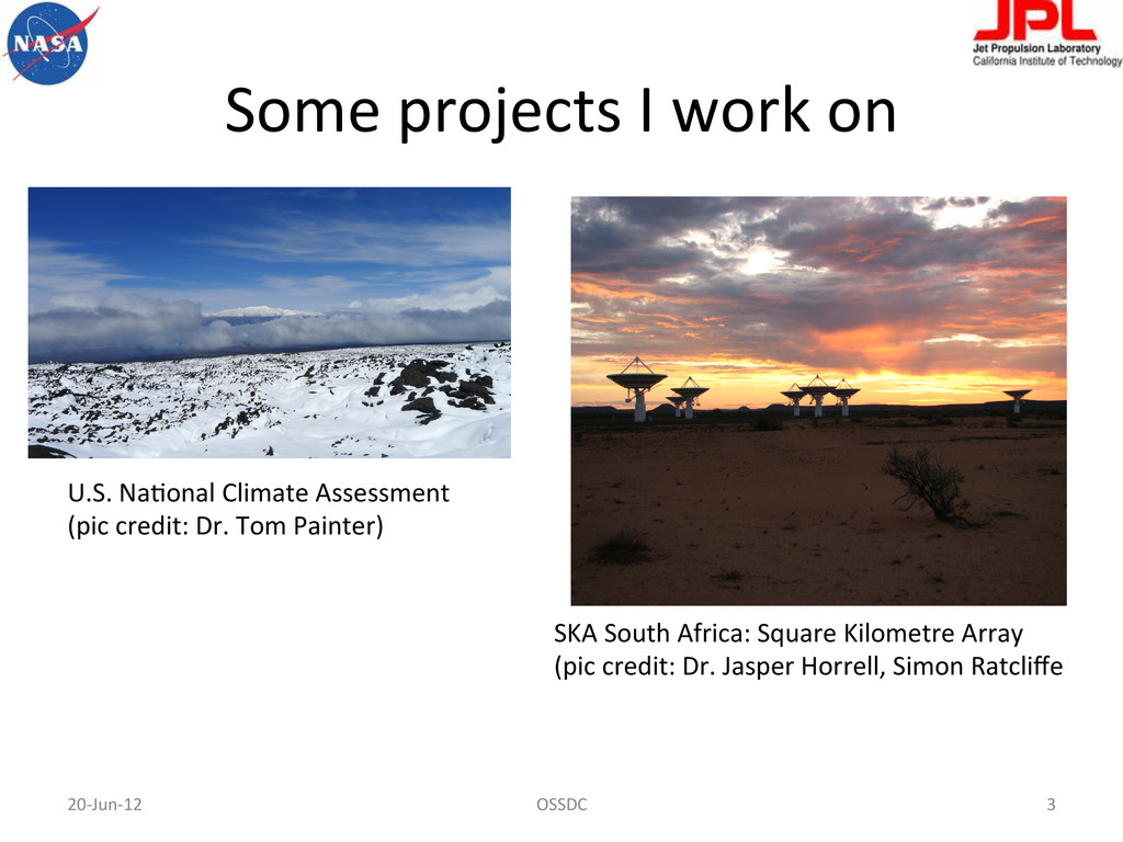 Some projects I work on  20-‐Ju...