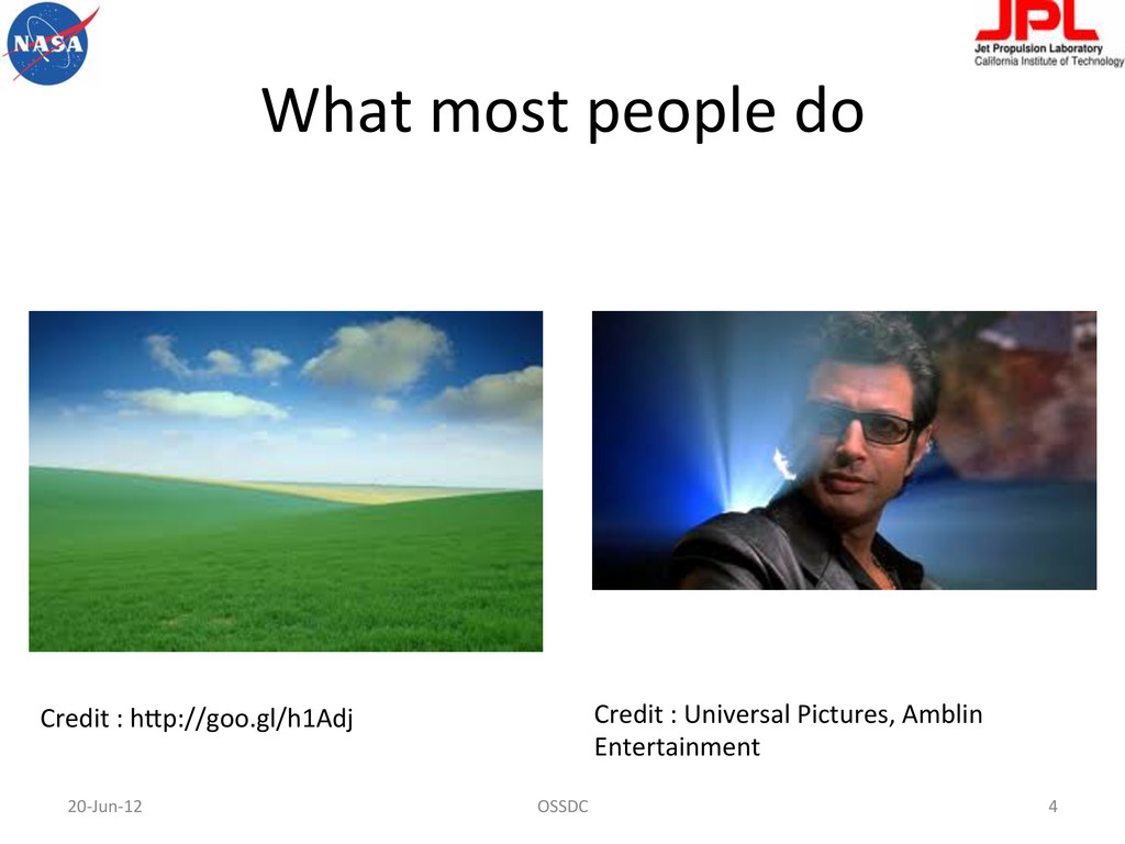 What most people do   20-‐Jun-...