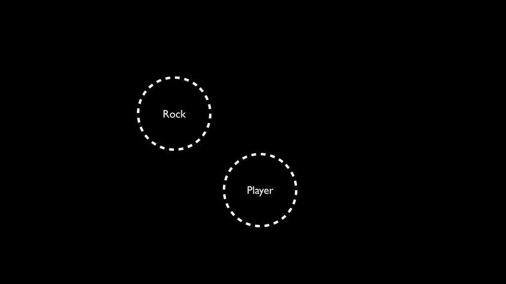 Player Rock