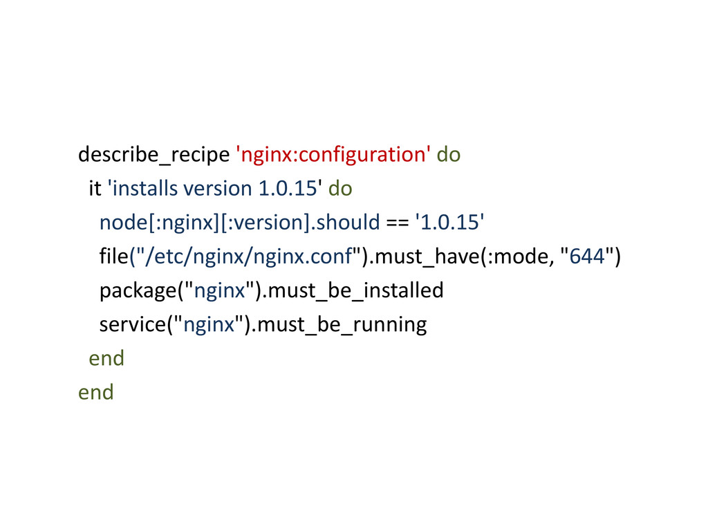describe_recipe 'nginx:configuration' do it 'in...