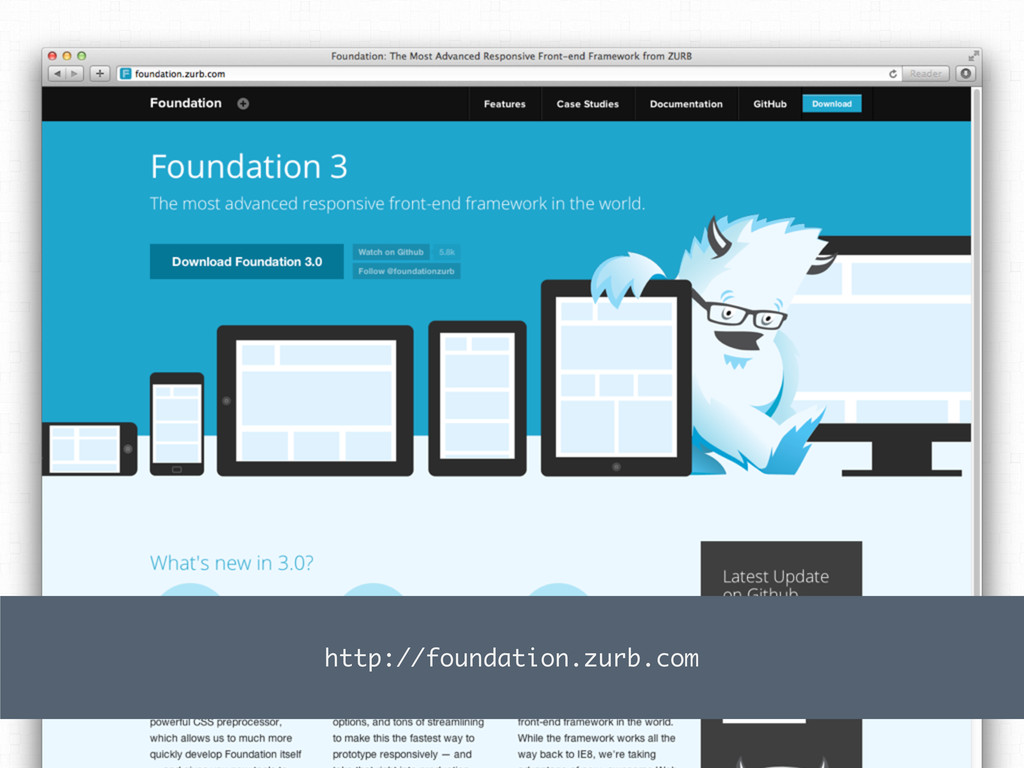 http://foundation.zurb.com