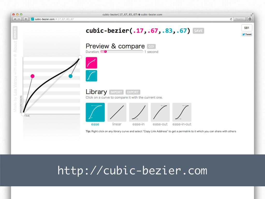 http://cubic-bezier.com