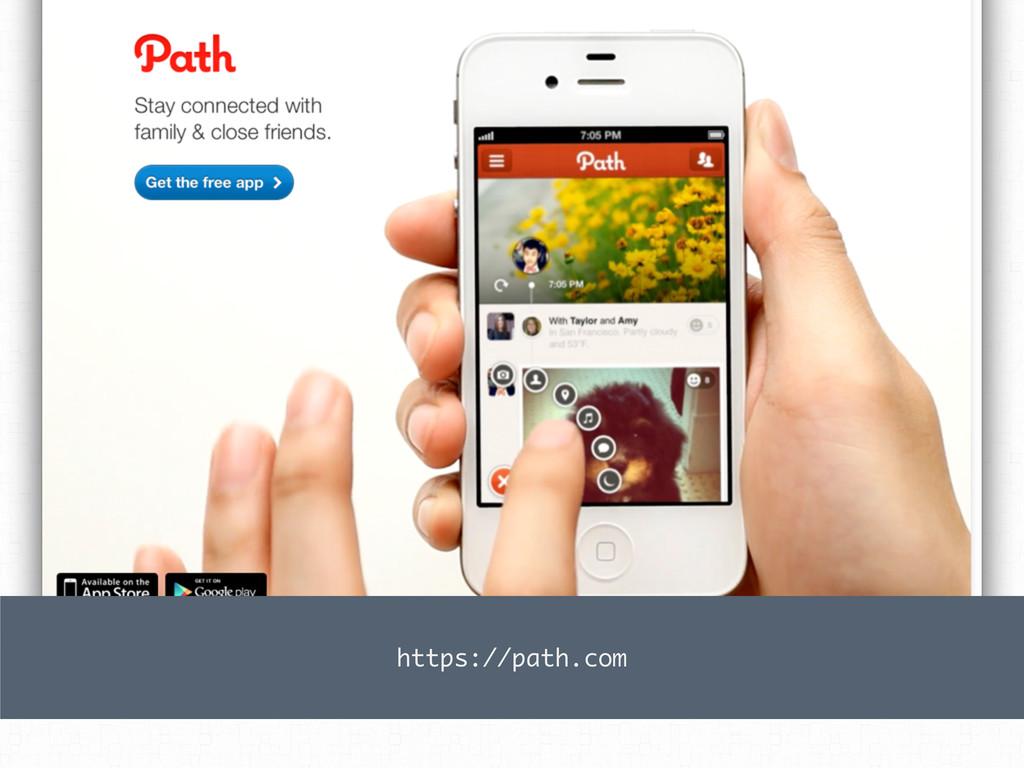 https://path.com