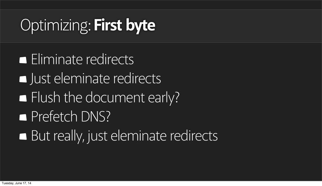 Eliminate redirects Just eleminate redirects Fl...