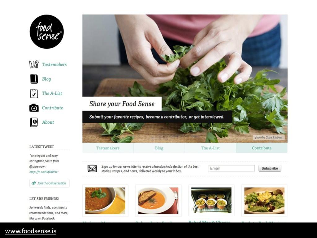 www.foodsense.is