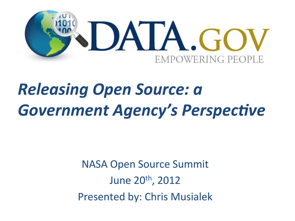 Releasing	