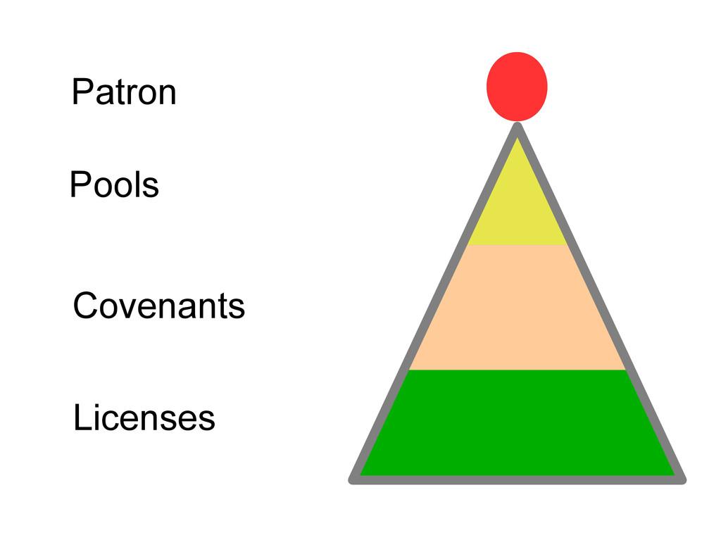 Licenses Covenants Pools Patron