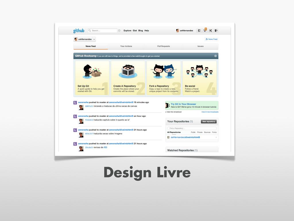 Design Livre