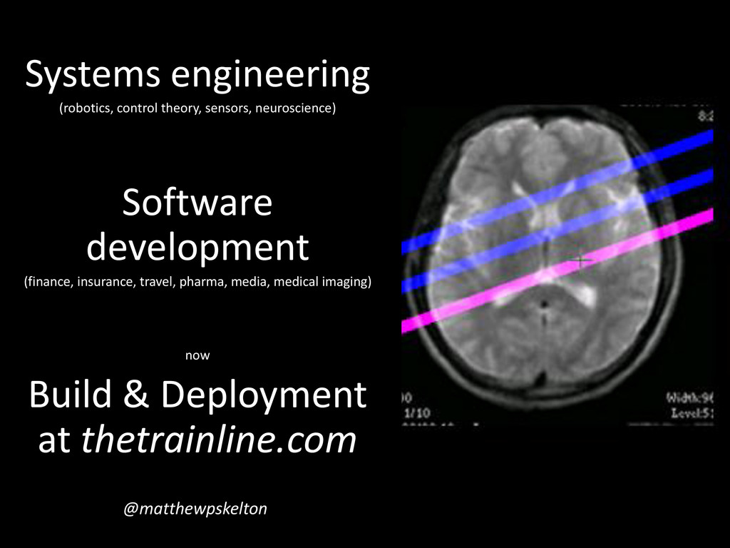Systems engineering (robotics, control theory, ...