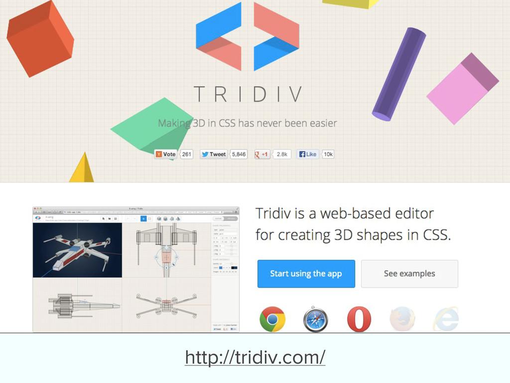 http://tridiv.com/