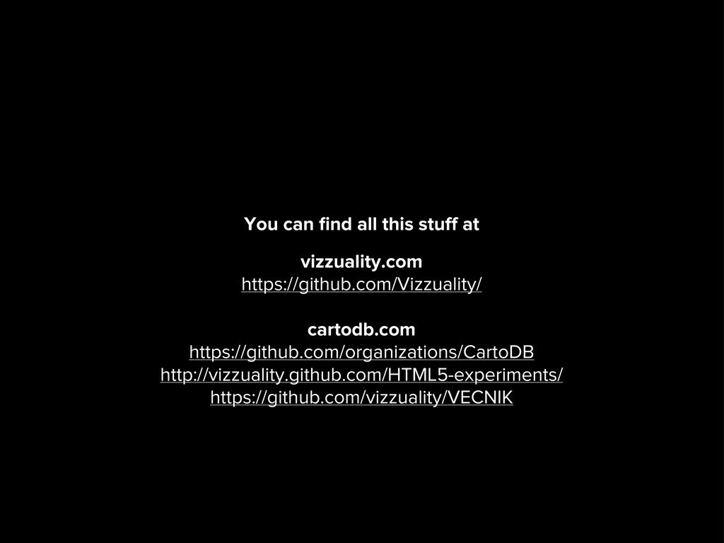 You can find all this stuff at vizzuality.com htt...