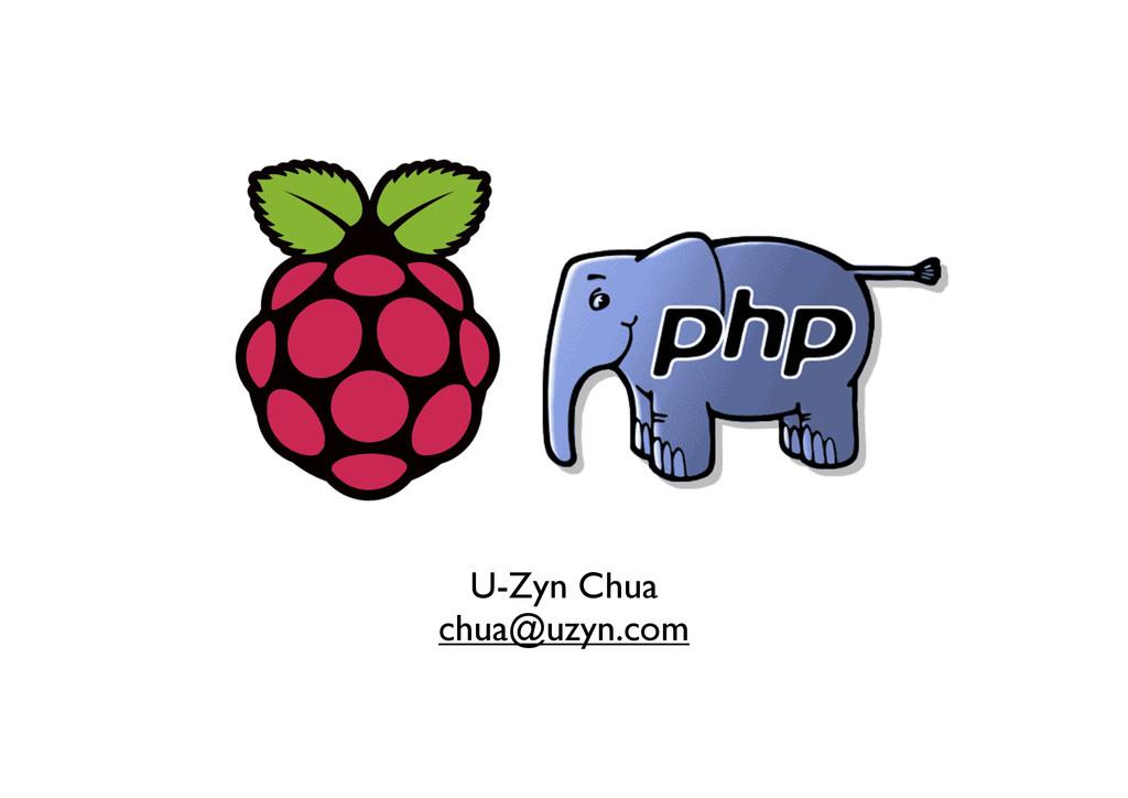 U-Zyn Chua chua@uzyn.com