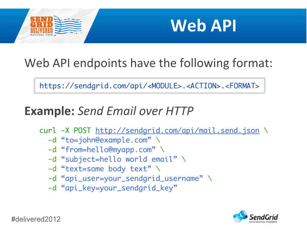 #delivered2012 Web	