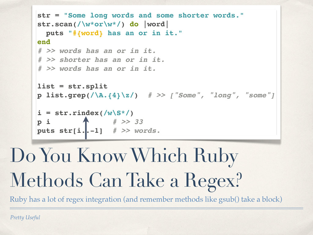 Pretty Useful Do You Know Which Ruby Methods Ca...