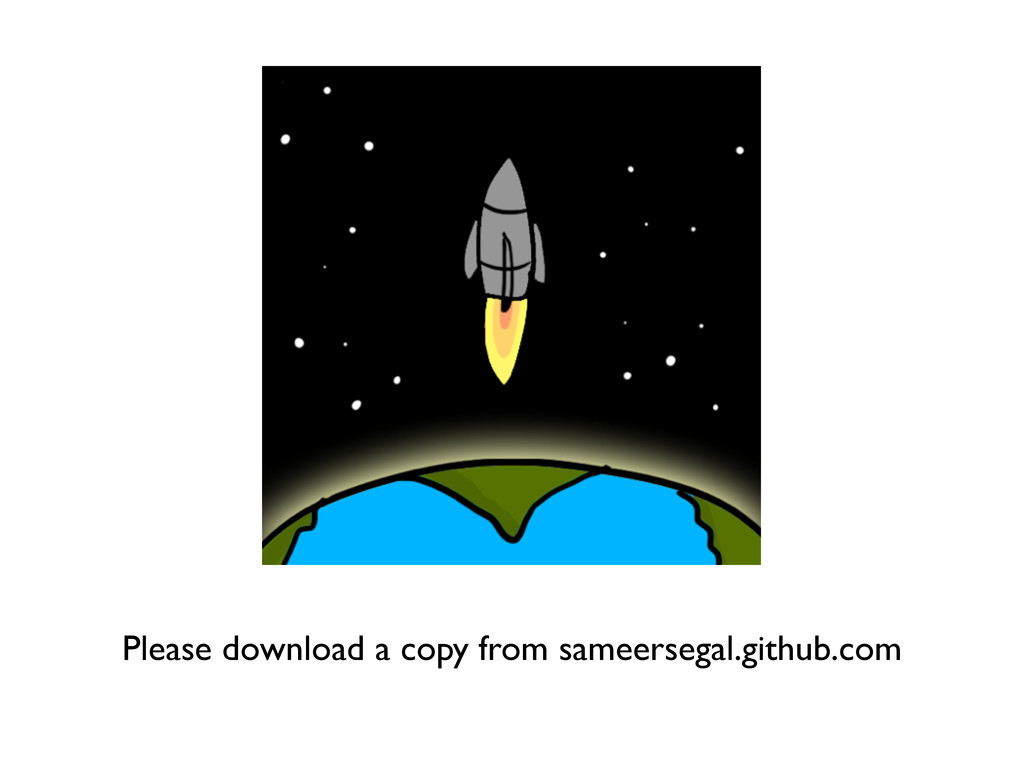 Please download a copy from sameersegal.github....