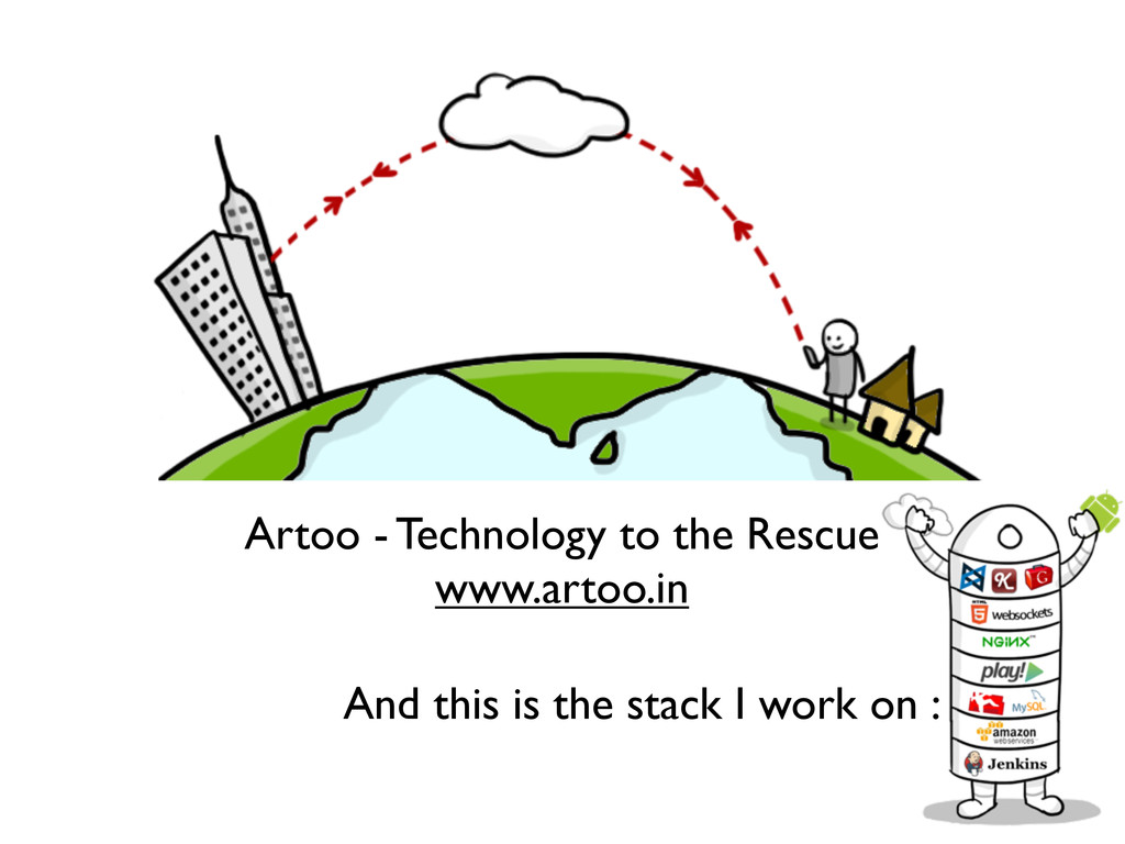 Artoo - Technology to the Rescue www.artoo.in A...