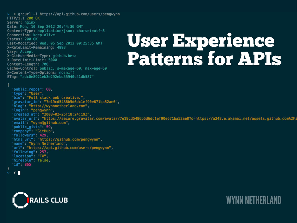 WYNN NETHERLAND User Experience Patterns for AP...