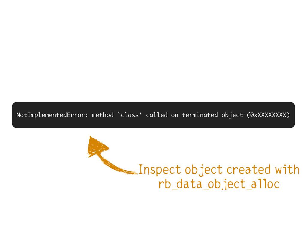NotImplementedError: method `class' called on t...