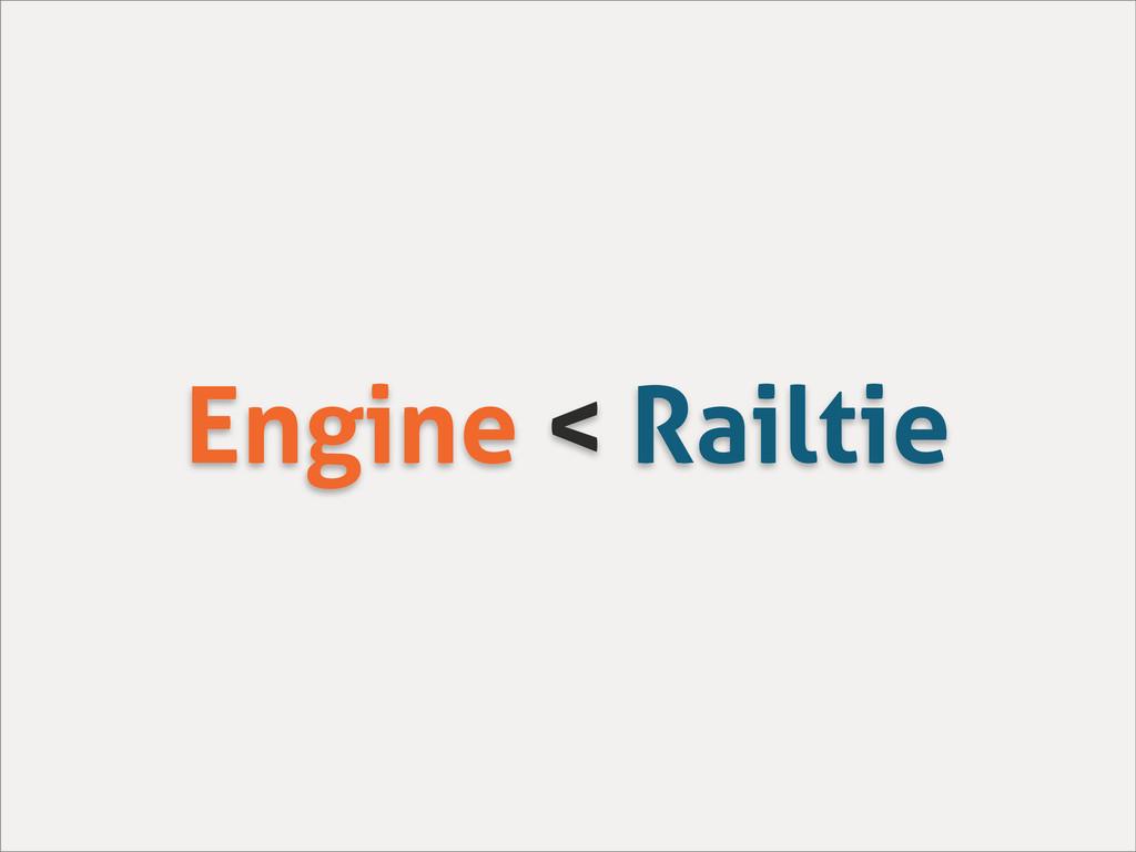 Engine < Railtie