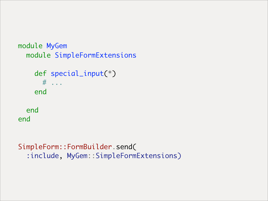 module MyGem module SimpleFormExtensions def sp...