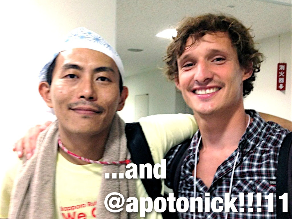 ...and @apotonick!!!11