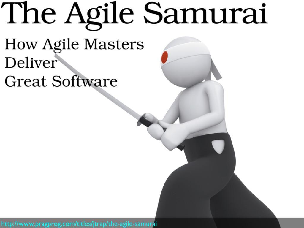 http://www.pragprog.com/titles/jtrap/the-agile-...