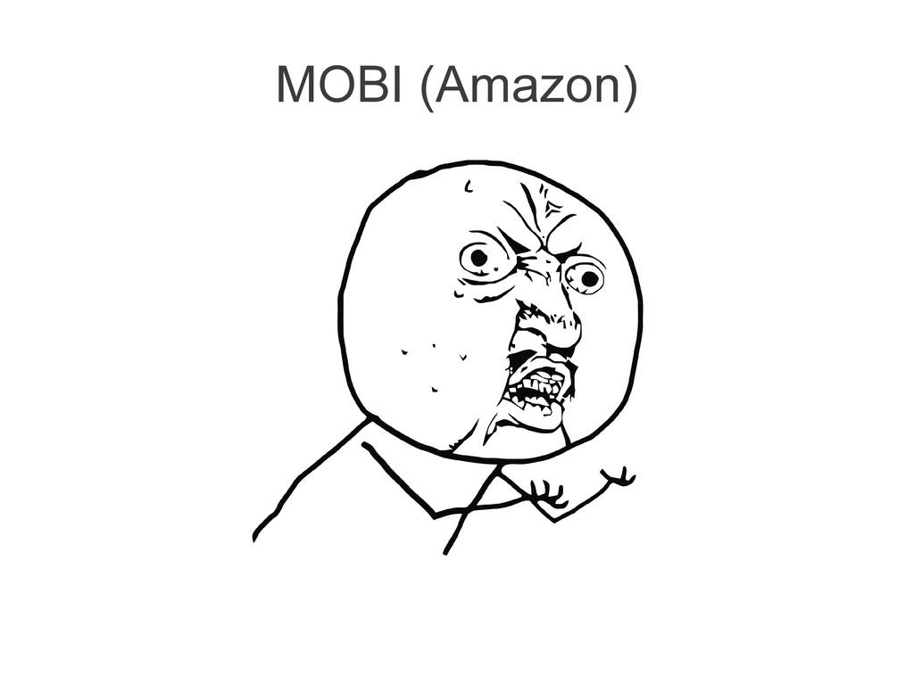 MOBI (Amazon)